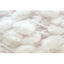 Rico, Creative Pompon, Garn, Polyester, 200 g, White 018