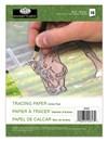Transparent Block A5 Texturerat Papper 16 Ark Royal & Langnickel