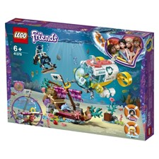 Delfinräddning, LEGO Friends (41378)