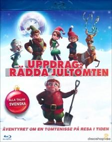 Uppdrag - Rädda Jultomten (Blu-ray)