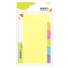 Magic block STICK´N 148x98, neon, 60 blad
