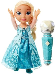 Sing a long Elsa, Disney Frozen, Jakks Pacific