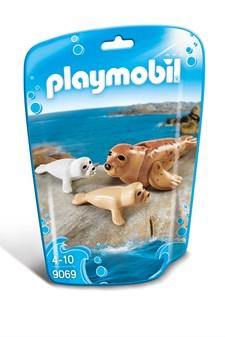 Säl med ungar, Playmobil (9069)