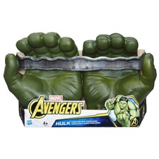 Gamma Grip Fists, The Hulk, Avengers