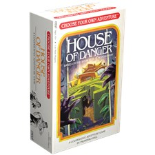 House of Danger, Card game (EN)