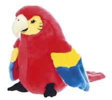 Teddy Wild- Papegoja, liten, Teddykompaniet