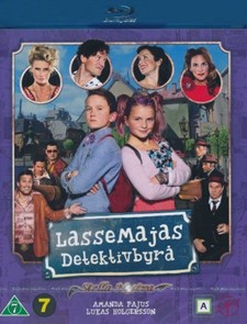 Lassemajas detektivbyrå - Stella nostra (Blu-ray)