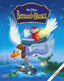 Disney Klassiker 23 - Bernard och Bianca (Blu-ray)