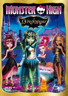 Monster High - 13 Önskningar