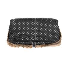 Handvärmare Mini Dots, Ebony Black, Vinter & Bloom