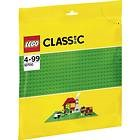 Basplatta, grön, LEGO Classic (10700)