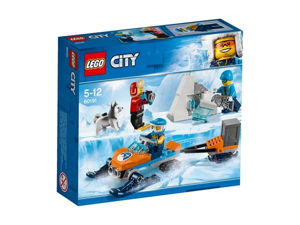 Arktiskt utforskningsteam, LEGO City Arctic Expedition (60191)