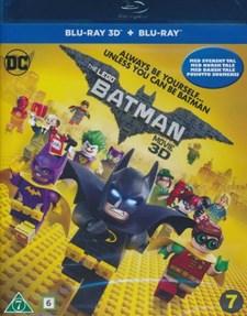 Lego Batman Movie (Blu-ray 3D + Blu-ray)
