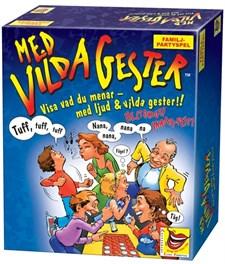 Med vilda gester - Sällskapsspel, ALF (SE)