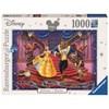 Pussel 1000 bitar, Skönheten & Odjuret, Disney Collectors Edition, Ravensburger