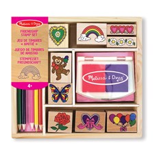 Friendship Stämpelset, Melissa & Doug
