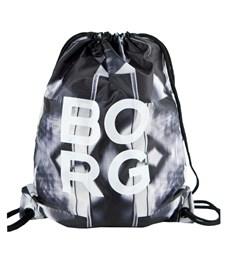 Borg Gymbag, Multi Grå, Björn Borg