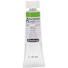 Schmincke AKADEMIE® Akrylmaling, 60 ml, may green (557)