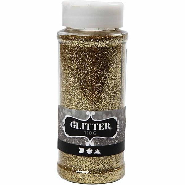 Glitter 110 g Guld