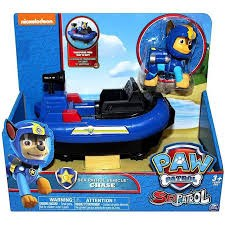 Chase's Sea patrol vehicle  Sea Patrol   Paw Patrol - figurer & miniatyrer