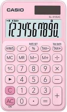 Casio miniräknare SL-310UC PK