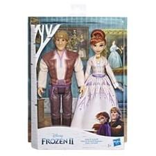 Frozen 2, Romance 2 pack, Modedockor