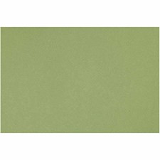 Fransk kartong, 500x650 mm, 160 g, 1 ark, Apple Green