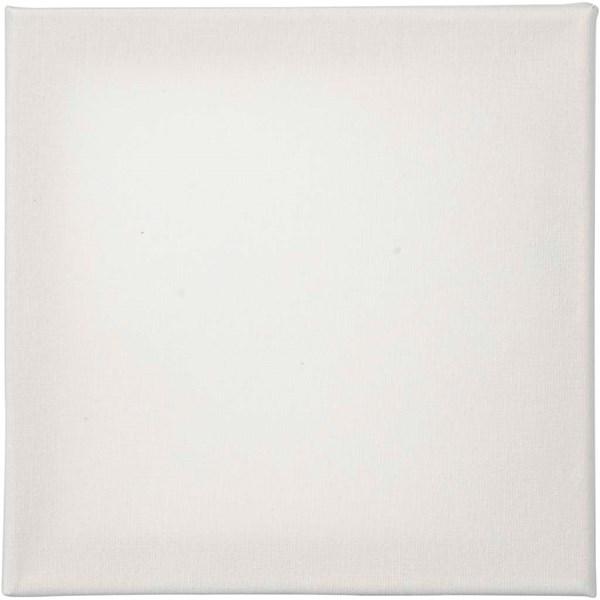 Malelerret, str. 20,3x20,3 cm, dybde 1,8 cm, 260 g, 5stk.