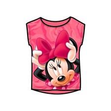 T-shirt, Rosa, Minnie Mouse