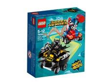 Mäktiga mikromodeller: Batman™ vs. Harley Quinn™, LEGO Super Heroes (76092)