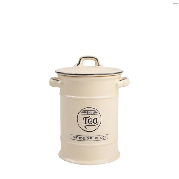 T & G Teburk Pride of Place Keramik Vit  T&G - köksförvaring