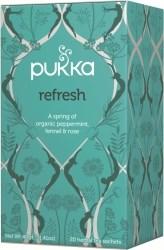 Pukka Te Mint Refresh Tepåsar 20 st Ekologisk