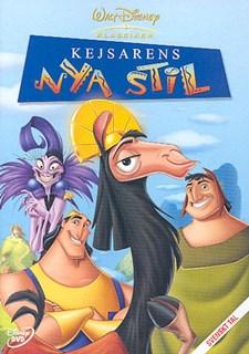 Disney Klassiker 39 - Kejsarens nya stil