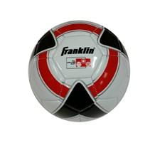 Fotboll Röd, strl 4, Franklin