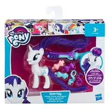 Rarity, Twist Twirly Hairstyles, My Little Pony