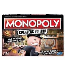 Monopol Cheaters Edition SE, Hasbro Games