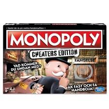Monopol Cheaters Edition, Hasbro Games (SE)