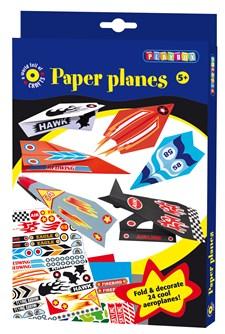 Hobbysett papirfly