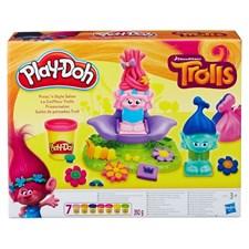 Trolls, Press 'n Style Salon, Play-Doh