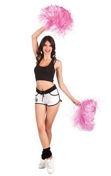 Cheerleader Pom Pom Rosa