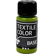 Textile Color Basic, 50 ml, kiivinvihr.