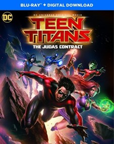 Teen Titans: The Judas Contract (Blu-ray)