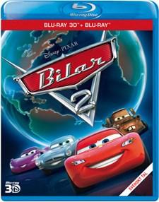 Disney Pixar Klassiker 12 - Bilar 2 (Blu-ray 3D + Blu-ray)
