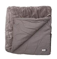 Day Home Nuovo Velvet Quilted Överkast 100% Bomullsammet 140x200 cm Kitkat