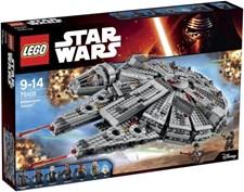Millennium Falcon, Lego Star Wars (75105)