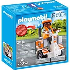Räddningssegway, Playmobil (70052)