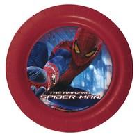 Flat tallerken, Spiderman, 3D, Tildas