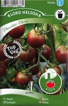 Tomat, Körsb.-, Chocolate Cherry