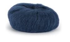 Dale Garn Erle Silk Mohair Mix 50 g Jeansblå 5853