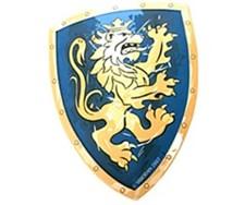 Ridderskjold, blått, Liontouch